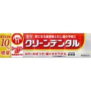 薬用 クリーンデンタル L トータルケア 数量限定 10%増量タイプ 110g [歯磨き粉]
