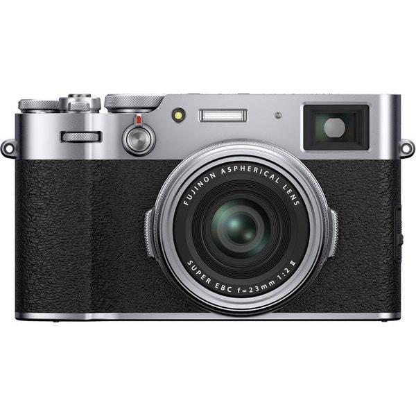 FUJIFILM X100V シルバー [デジタルカメラ]