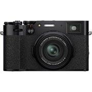 FUJIFILM X100V ブラック [デジタルカメラ]