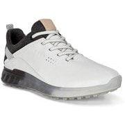 S-THREE ホワイト EG102903-01007-39 スパイクレスシューズ 24.5cm レディス 2020年モデル [ゴルフシューズ]