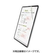 TB-A18LFLAPNS [iPad Pro 12.9インチ 2018年モデル用 保護フィルム ペーパーライク/反射防止/文字用/なめらかタイプ]