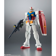 ROBOT魂 <SIDE MS> RX-78-2 ガンダム ver. A.N.I.M.E. 【BEST SELECTION】 [機動戦士ガンダム 塗装済可動フィギュア 全高約125mm]