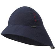 カゼニトンダカモシレナイ AX1051 K65 カチイロ XLサイズ [アウトドア 帽子]