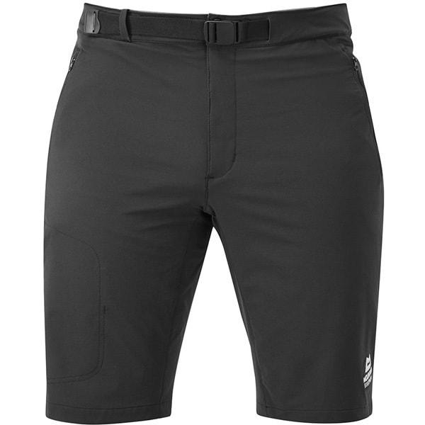 IBEX MOUNTAIN SHORT 413460 B02 ブラック XLサイズ [アウトドア パンツ メンズ]