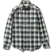 Cシールドプレザントシャツ C-SHIELD Pleasant Shirt 5212072 グリーン Sサイズ [アウトドア シャツ メンズ]