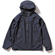 ミズリープジャケット Mizzleap Jacket 5213090 (046)ネイビー Lサイズ [アウトドア レインジャケット メンズ]