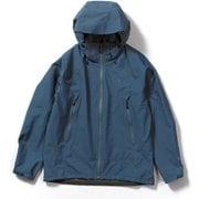 ミズリープジャケット Mizzleap Jacket 5213090 (200)アイアンブルー Mサイズ [アウトドア レインジャケット メンズ]