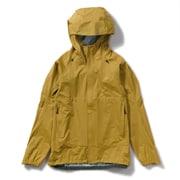 アラクリティジャケット Alacrity Jacket 5213091 (218)ゴールドオーカー Lサイズ [アウトドア レインジャケット メンズ]