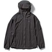 カームシェルフーディ Calm Shell Hoody 5213984 (025)ブラック XLサイズ [アウトドア ジャケット メンズ]