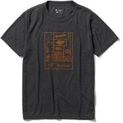 CシールドレイクトラウトT S/S C-SHIELD Lake Trout T S/S  5215002 (120)グラファイト Mサイズ [アウトドア カットソー メンズ]