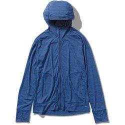 SCモクテンフーディ SC Mokuten Hoody 5215848 (040)ブルー Mサイズ [アウトドア シャツ メンズ]