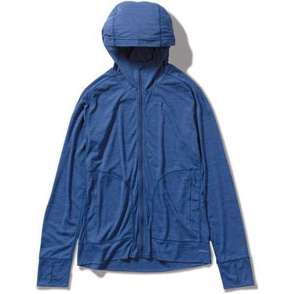 SCモクテンフーディ SC Mokuten Hoody 5215848 (040)ブルー Lサイズ [アウトドア シャツ メンズ]