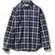 Cシールドプレザントシャツ C-SHIELD Pleasant Shirt 8212040 (046)ネイビー Lサイズ [アウトドア シャツ レディース]