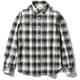 Cシールドプレザントシャツ C-SHIELD Pleasant Shirt 8212040 グリーン Sサイズ [アウトドア シャツ レディース]