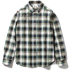 Cシールドプレザントシャツ C-SHIELD Pleasant Shirt 8212040 グリーン Lサイズ [アウトドア シャツ レディース]