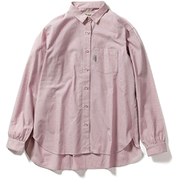 TSエニタイムシャツ TS Anytime shirt 8212043 (098)ピンク Mサイズ [アウトドア シャツ レディース]