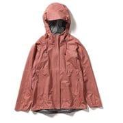 アラクリティジャケット Alacrity Jacket 8213033 (098)ピンク Mサイズ [アウトドア レインジャケット レディース]