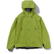 クレストクライマージャケット Crest Climber Jacket 7411032 (034)ライム Lサイズ [アウトドア レインジャケット メンズ]
