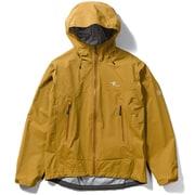 クレストクライマージャケット Crest Climber Jacket 7411032 (218)ゴールドオーカー XLサイズ [アウトドア レインジャケット メンズ]