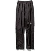 クレストクライマーパンツ Crest Climber Pants 7411034 (025)ブラック XLサイズ [アウトドア レインパンツ メンズ]