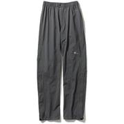 W・クレストクライマーパンツ W・Crest Climber Pants 7411035 (023)チャコール Mサイズ [アウトドア レインパンツ レディース]