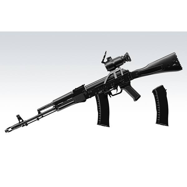 LittleArmory リトルアーモリー LA060 AK74Mタイプ [1/12スケール フィギュアアクセサリ]