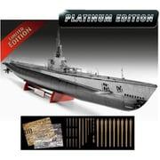 5168 US ネイビー ガトー級潜水艦 プレミアムエディション [1/72スケール プラモデル]