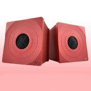 Tozzi one Kit Red [MarkAudio バスレフ型キット 赤]