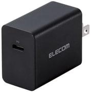 ACDC-PD0630BK [ノートPC用ACアダプター/Type-C/PD対応/30W/Type-C1ポート/GaN(窒化ガリウム)/ブラック]
