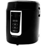 GRC-H15B [マイコン式 1.5合炊き炊飯器 ブラック]