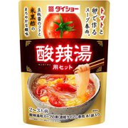 トマトと卵で作る酸辣湯用セット 70g