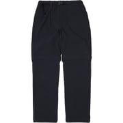 Alert Conv. Pants アラートコンバーチブルパンツ PHA12PA11 オフブラック XXLサイズ [アウトドア パンツ メンズ]