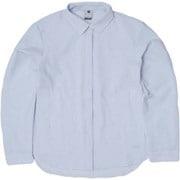 Tender Shirts テンダーシャツ PHA22LS65 アイスブルー Mサイズ [アウトドア シャツ レディース]