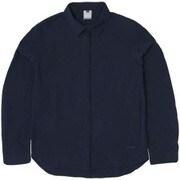 Tender Shirts テンダーシャツ PHA22LS65 ネイビー Mサイズ [アウトドア シャツ レディース]