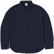 Tender Shirts テンダーシャツ PHA22LS65 ネイビー Lサイズ [アウトドア シャツ レディース]