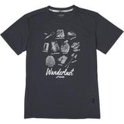 Wanderlust S/S  PHA12TS11 チャコールグレー XLサイズ [アウトドア カットソー メンズ]