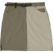 Airy Skirt エアリースカート PHA22SK77 オリーブ Sサイズ [アウトドア スカート レディース]