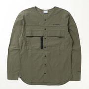 セカンドヒルロングスリーブシャツ PM3786 316 Cypress XLサイズ [アウトドア シャツ メンズ]