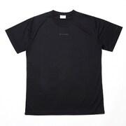 ローヤルクリークショートスリーブTシャツ PM1864 010 Black XLサイズ [アウトドア カットソー メンズ]