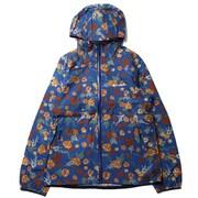ライトクレストウィメンズパターンドジャケット PL3156 433 Mountain Blue Flower Pattern Lサイズ [アウトドア ジャケット レディース]
