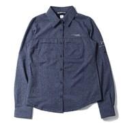 イリコロングスリーブシャツ AR9137 466 Nocturnal Heather XLサイズ [アウトドア シャツ レディース]