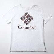 コロンビアパークリラックスドTシャツ AR2373 100 White, Birds N Branches XLサイズ [アウトドア カットソー レディース]