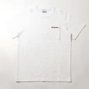 ヤングストリートショートスリーブクルー PM1895 100 White XLサイズ [アウトドア カットソー メンズ]