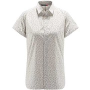 イドゥン ショートスリーブ ティー Idun SS Shirt Women 604002 4HL_SOFT WHITE FLOWER Mサイズ [アウトドア シャツ レディース]