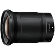 NIKKOR Z 20mm f/1.8 S [ニッコールZ S-Line 20mm/F1.8 ニコンZマウント]