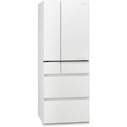 NR-F506XPV-W [パーシャル冷凍冷蔵庫 501L フレンチドア 6ドア マチュアホワイト]
