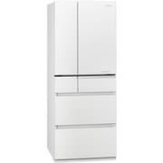 NR-F476XPV-W [パーシャル冷凍冷蔵庫 470L フレンチドア 6ドア マチュアホワイト]