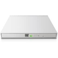 LDR-PMK8U2CLWH [DVDドライブ USB2.0 薄型 Type-Cケーブル付 ホワイト]