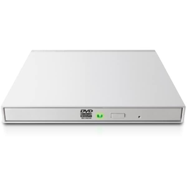 LDR-PMK8U2CVWH [DVDドライブ USB2.0 薄型 オールインワンソフト付 Type-Cケーブル付 ホワイト]