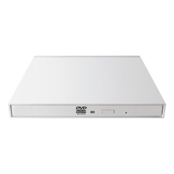 LDR-PMK8U2LWH [DVDドライブ USB2.0 薄型 ホワイト]